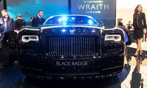 rolls royce supercar these luxury supercars at the geneva auto show are a car lover u0027s