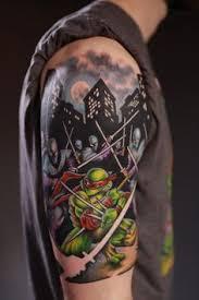 ninja turtle hand tattoo epic ink pinterest tattoo
