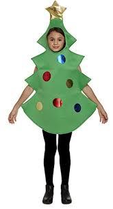 guba kids boys girls christmas tree fancy dress novelty xmas