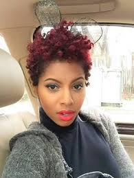 curly tapered afro women 101 short hairstyles for black women natural hairstyles hair