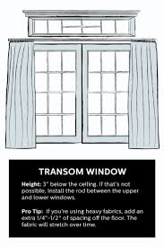 Properly Hanging Curtains Best 25 How To Hang Curtains Ideas Only On Pinterest Hang