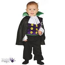 baby halloween little vampire boys u0026 girls fancy dress costume 12