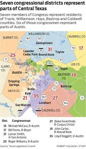 Austin Bergstrom Airport Map by 5 Things To Look For In The Challenge To Texas Redistricting
