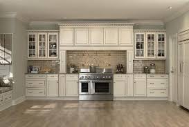 Painting And Glazing Kitchen Cabinets by Paint Kitchen Cabinets Antique White Glaze Nrtradiant Com