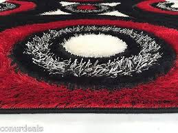 black and red shaggy rugs roselawnlutheran