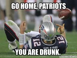Patriots Lose Meme - 20 intoler a bowl memes for fans who want seahawks patriots to