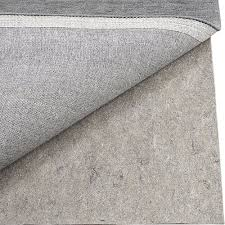 all surface rug pad 8 u0027x10 u0027 cb2