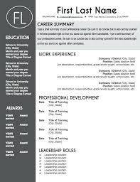 contemporary resume template free download contemporary resume templates foodcity me