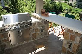 Quartz Countertops For Outdoor Kitchens - patio outdoor kitchens fireplaces leawood kansas ks