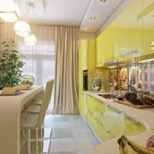 Yellow And White Kitchen Cabinets Kitchen Smart And Aesthetic Kitchen Dining Ideas Modern Kitchen