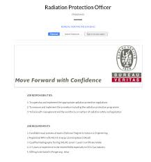 bureau veritas vacancies gas vacancies radiation protection officer bureau veritas