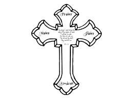 tattoo cross tribal design tribal cross drawing at getdrawings com free for personal use