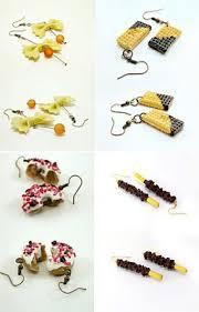 food earrings earrings