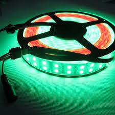 dual row tm1812 series led lights programmable