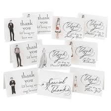 bridal cards bridal shower party thank you cards 30 count target