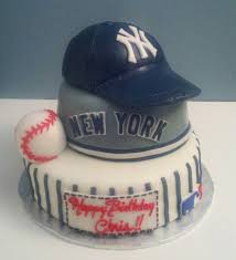 New York Yankees Home Decor by 25 Best Yankee Cake Ideas On Pinterest New York Yankees