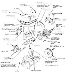 nissan altima 2005 camshaft sensor repair guides engine mechanical crankshaft and main bearings
