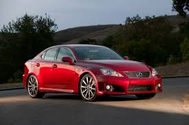 first lexus model luxury sports cars 2009 lexus is f the high performance sports car