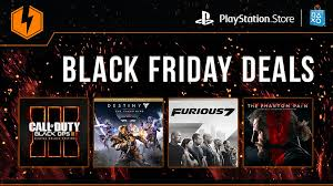 ps4 games black friday playstation store u0027s black friday flash sale offers tons of