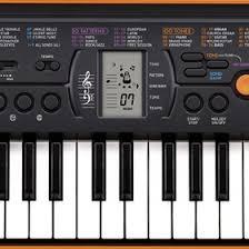 Keyboard Stand And Bench Casio Sa76 44 Key Mini Personal Keyboard 100 Tones Walmart Com