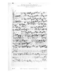 magnificat in d major bwv 243 bach johann sebastian imslp