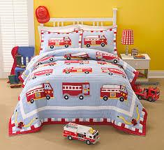 Truck Bedding Sets Truck Bedding Quilt Set Boys Vintage