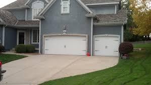 replacing garage door is best home improvement