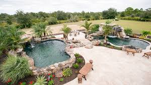 Deep Backyard Pool by Insane Pools Off The Deep End Discovery Channel Australia