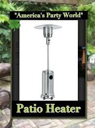 patio heaters rentals gallery america u0027s party world