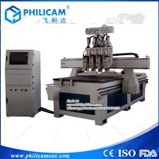 multi head wooden cabinet kitchen making cnc router machinery