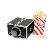 smartphone projector and speaker gift set