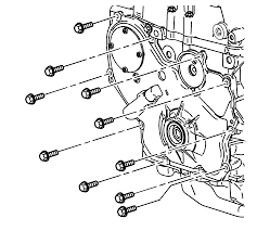 2005 Chevrolet Cavalier Engine Diagram Where Do I Find The Timing Marks On A 2005 Chey Cavalier 2 2
