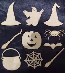 Quality Halloween Decorations Wooden Halloween Decorations