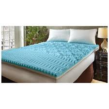 bed u0026 bedding make your bedroom more comfy with gel mattress