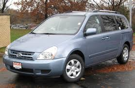 2006 kia sedona information and photos zombiedrive