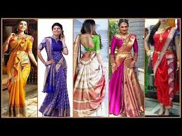 Draping Designs Saree Draping In Different Style Designs How To Wear Saree In