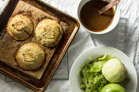 thanksgiving sauce apple hand pies with bourbon sauce pass the cookies