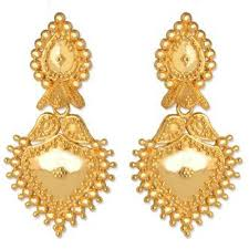 beautiful gold earrings beautiful gold earrings designs pak