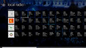 Radio Frequency In Computer Interface Tunein Radio For Windows 10 Windows Download
