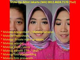Jasa Make Up Artist make up artist jakarta timur make up artist di jakarta timur mursus