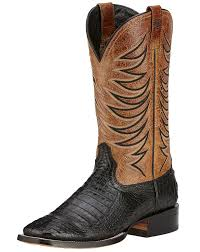 Wildfire Boots For Sale by Ariat Fire Catcher Caiman Belly 13