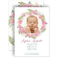 david tutera birth announcements invitations by