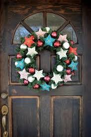 miniature wreaths ornament wreath garden door swags