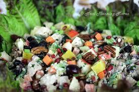 after thanksgiving turkey n fruit salad meal planning maven
