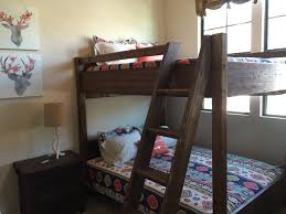 Rustic Bunk Bed Plans Twin Over Full by Bunk Beds Loft Beds For Small Spaces Diy Bunk Beds Twin