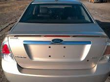 2009 ford fusion accessories ford fusion trunk lids parts ebay