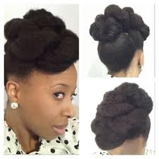 updo hairstyles with big twist 217 best updos images on pinterest natural hair african