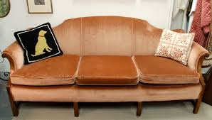 Chippendale Sofa Slipcover by Found In Ithaca Camel Back Chippendale Style Sofa Sold