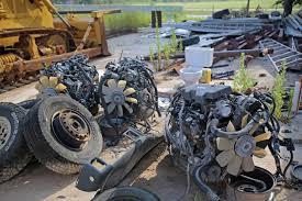 auto junkyard texas vintage car junkyard spotted on power tour 2016 rod network