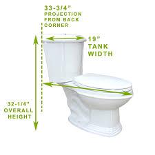 Eljer Corner Toilet Corner Toilet Tank Toilets Decoration
